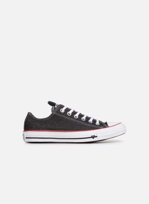 Deportivas Converse Chuck Taylor All Star Sucker for Love Ox Negro vistra trasera