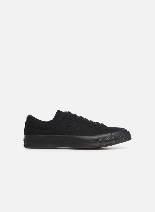 Trainers Converse One Star Canvas Seasonal Color Ox Black back view