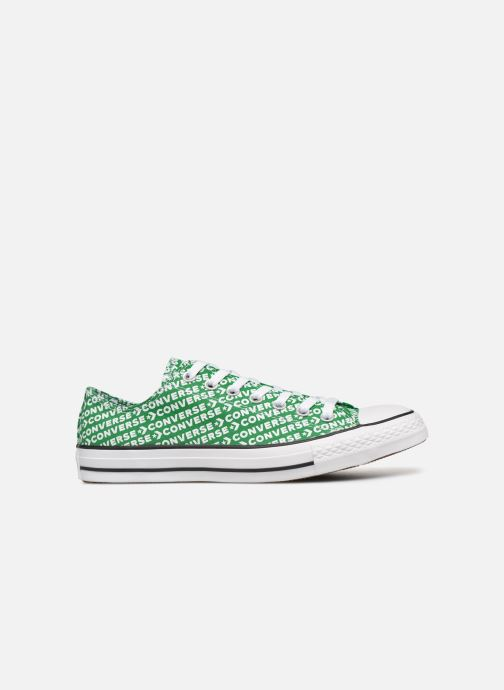 Trainers Converse Chuck Taylor All Star Wordmark 2.0 Ox Green back view