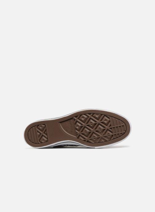 Sneaker Converse Chuck Taylor All Star Wordmark 2.0 Ox weiß ansicht von oben