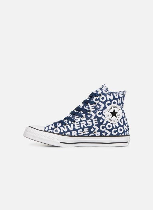 2 Converse Taylor Wordmark W 0 Star Hi Chez Sneakers All azzurro Chuck 368010 CwnXrnqx1O