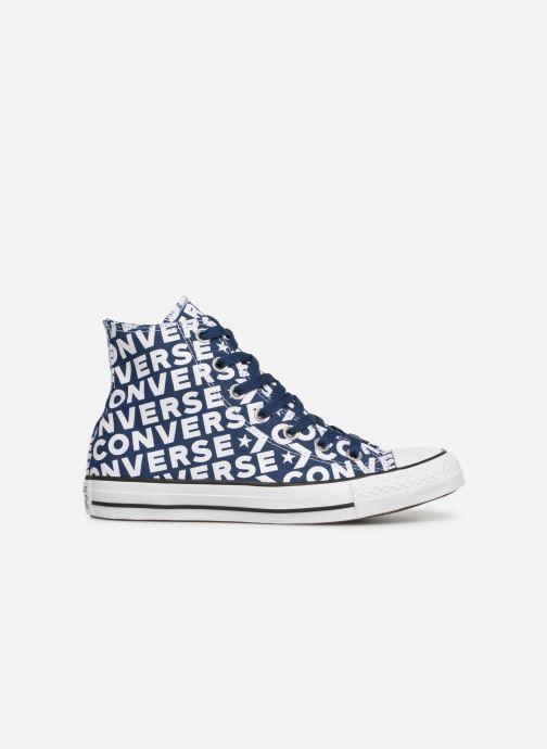 2 Chez Chuck Converse 368010 Taylor 0 Wordmark W Star All azzurro Hi Sneakers SXxqwnBgP