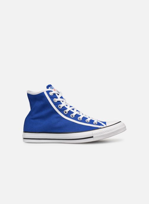 Baskets Converse Chuck Taylor All Star Gamer Hi Bleu vue derrière