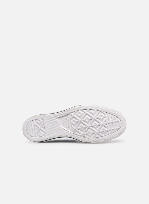 Sneakers Converse Chuck Taylor All Star Gamer Hi Blå bild från ovan