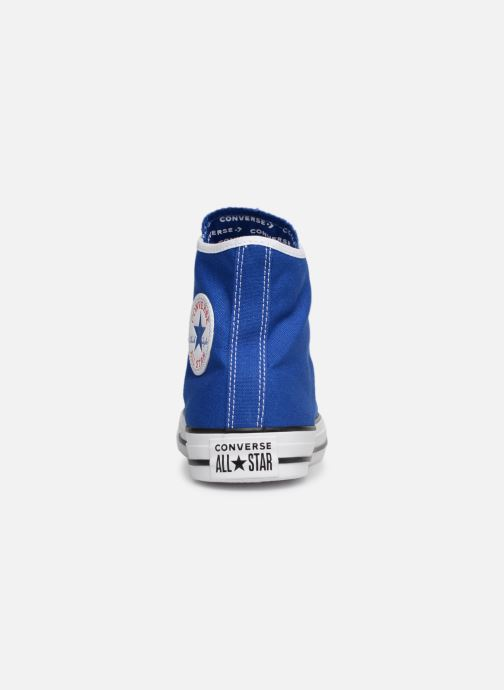 Baskets Converse Chuck Taylor All Star Gamer Hi W Bleu vue droite