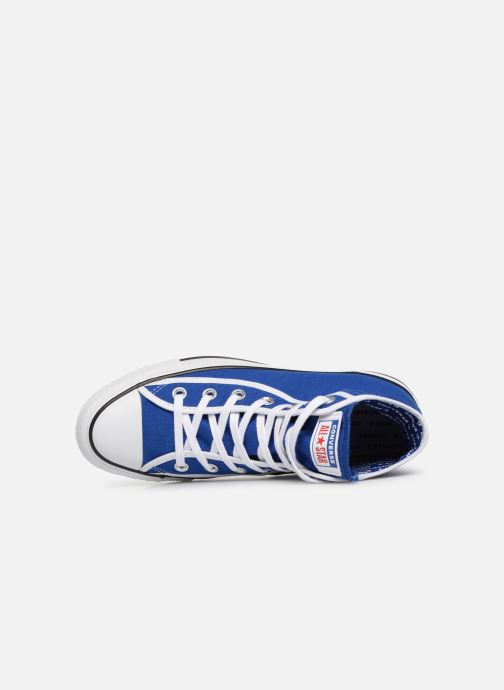 Baskets Converse Chuck Taylor All Star Gamer Hi W Bleu vue gauche