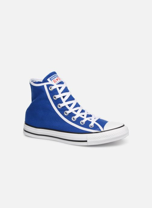 Baskets Converse Chuck Taylor All Star Gamer Hi W Bleu vue détail/paire