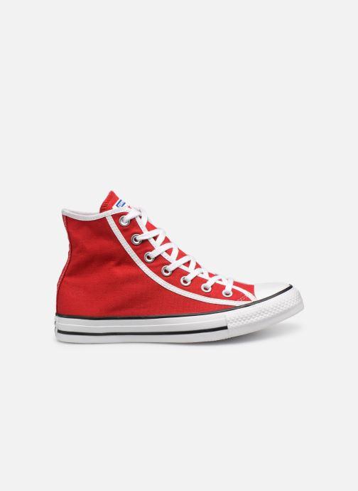 Sneaker Converse Chuck Taylor All Star Gamer Hi W rot ansicht von hinten