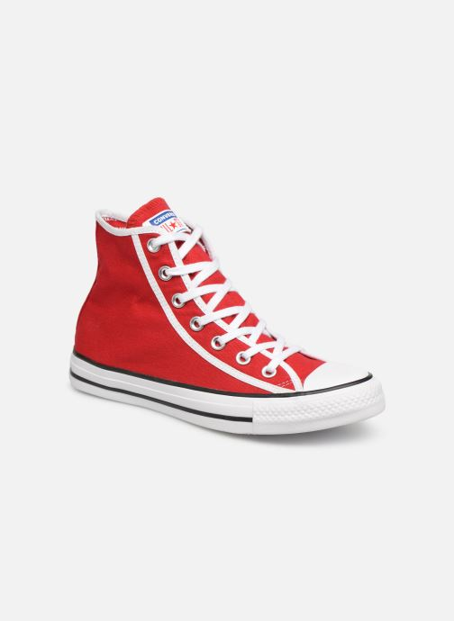 Baskets Converse Chuck Taylor All Star Gamer Hi W Rouge vue détail/paire