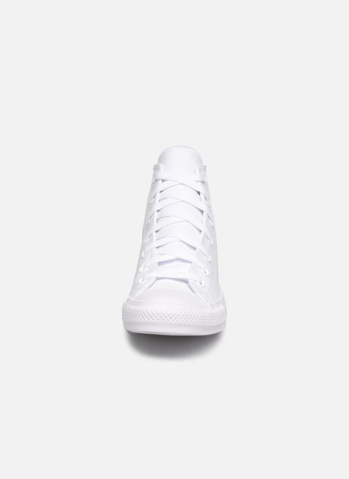 Trainers Converse Chuck Taylor All Star  Hi W White model view