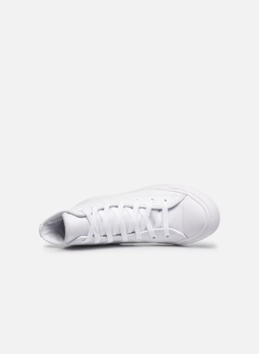 Trainers Converse Chuck Taylor All Star  Hi W White view from the left