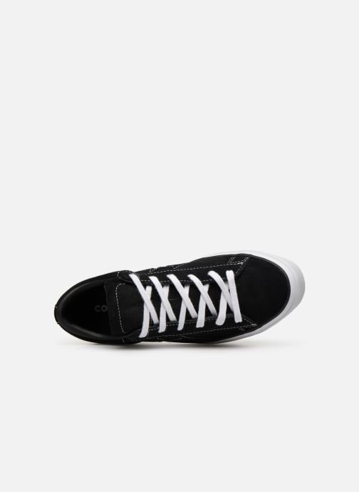 Sneakers Converse One Star Platform Lift Me Up Ox Zwart links