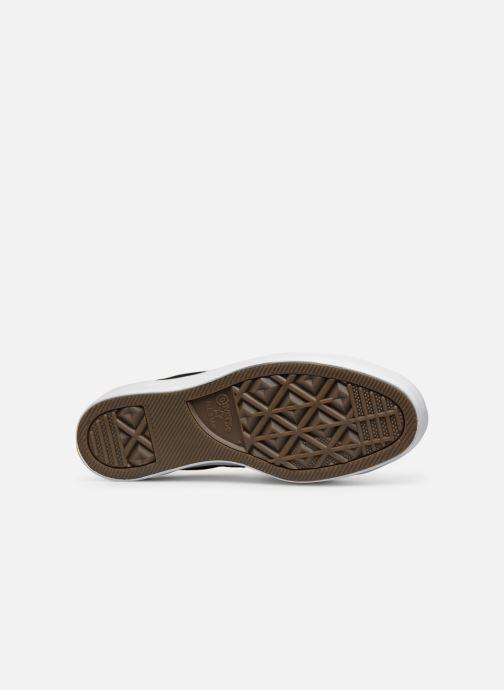 Sneakers Converse One Star Platform Lift Me Up Ox Zwart boven