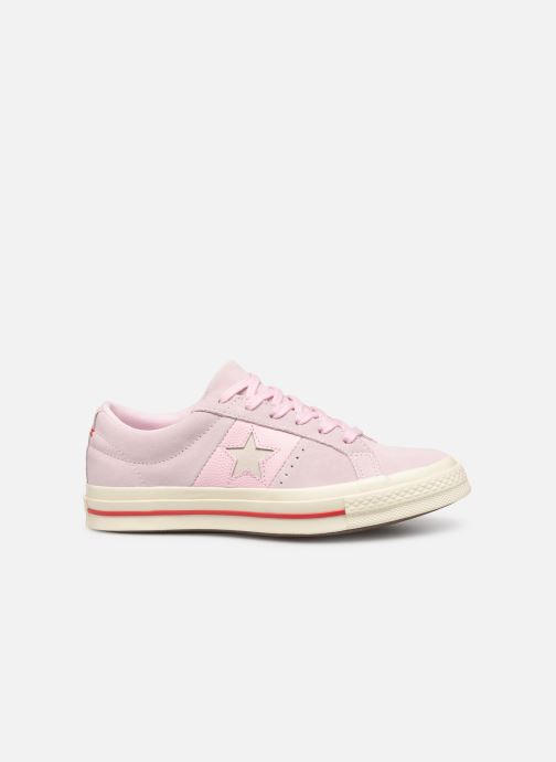 Trainers Converse One Star Fashion Baller Ox Pink back view