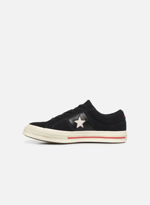 Trainers Converse One Star Fashion Baller Ox Black front view