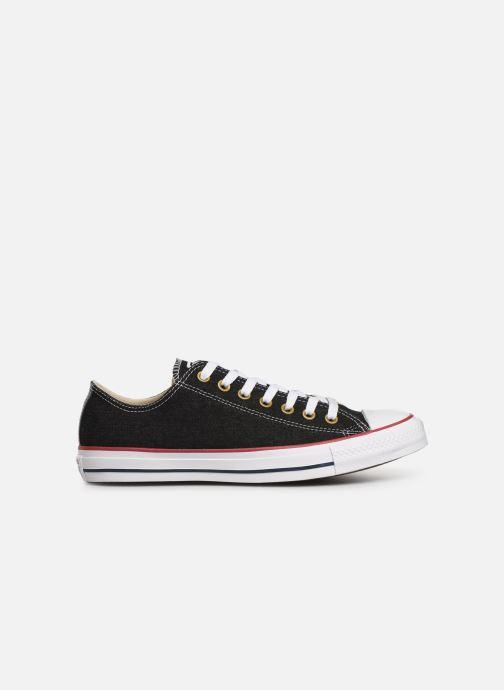 Sneakers Converse Chuck Taylor All Star Worn In Ox Zwart achterkant