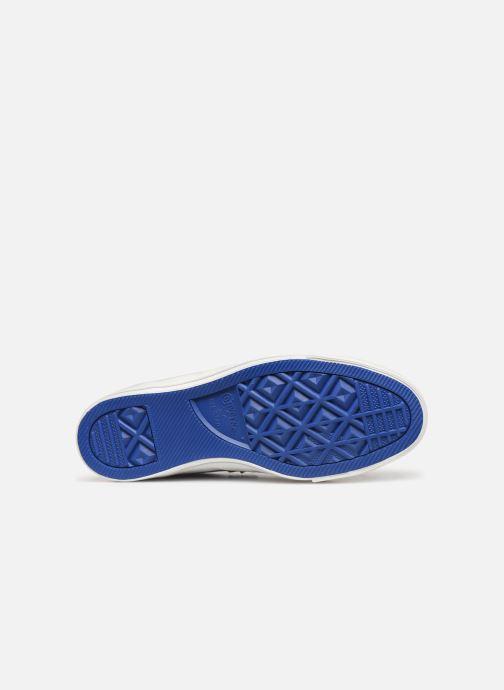 Sneaker Converse Star Player Canvas/Suede Ox blau ansicht von oben