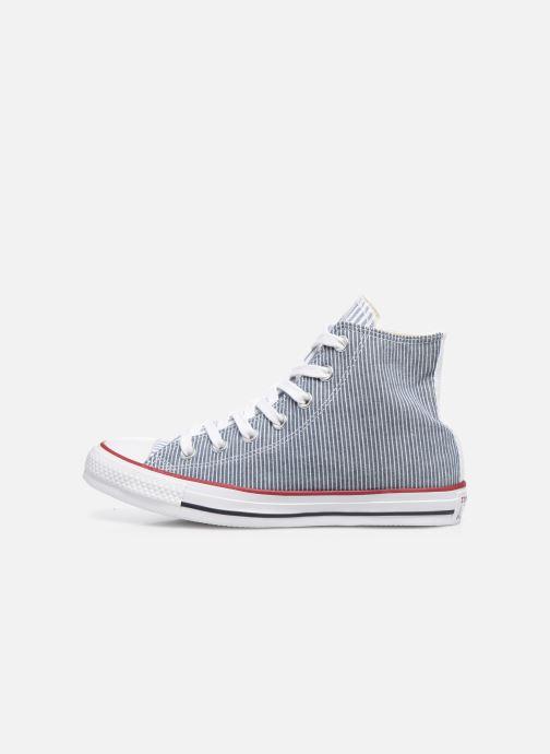 Multi blau Stripes Star Sneaker Converse All 368034 Chuck Hi Taylor FaWF0IR