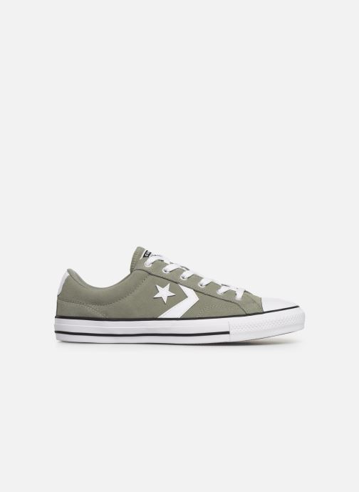 Sneakers Converse Star Player Suede Ox Verde immagine posteriore