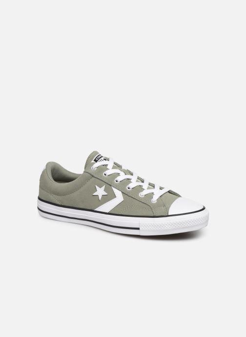 Sneaker Converse Star Player Suede Ox grün detaillierte ansicht/modell