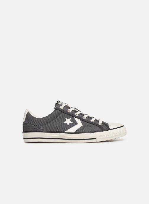 Sneakers Converse Star Player Vintage Canvas Ox Grijs achterkant