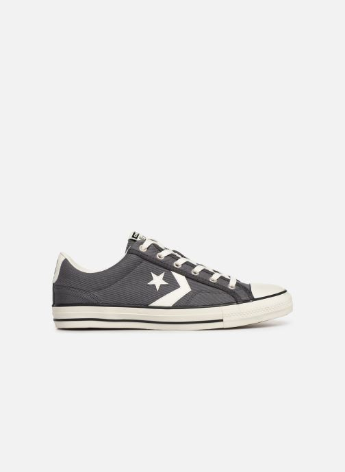 Trainers Converse Star Player Vintage Canvas Ox Grey back view