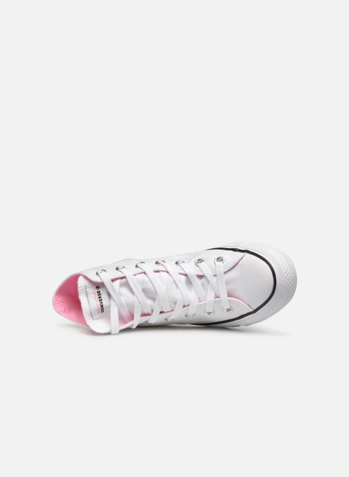 Trainers Converse Chuck Taylor All Star Hello Kitty  Hi White view from the left