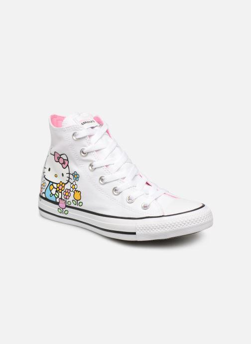Converse Chuck Taylor All Star Hello Kitty Hi (Blanc ...
