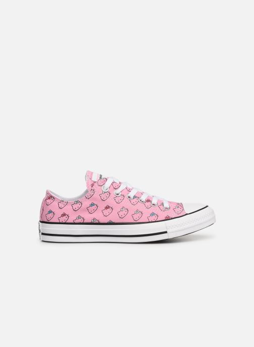 Trainers Converse Chuck Taylor All Star Hello Kitty  Ox Pink back view