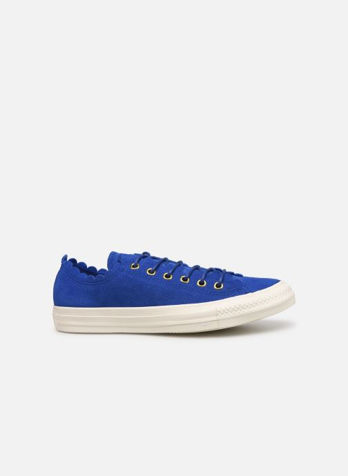 Trainers Converse Chuck taylor all star Washed Blue back view