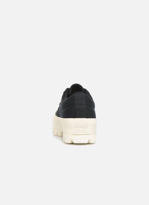 Trainers Converse One Star Lugged Court Stopper Ox Black view from the right