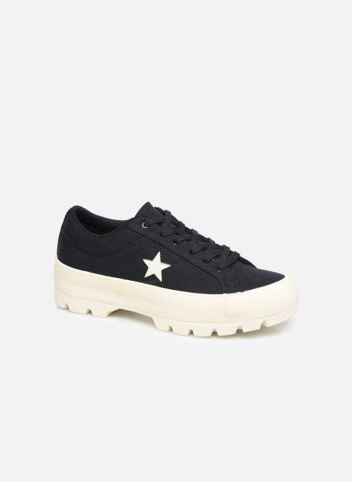 Sneakers Converse One Star Lugged Court Stopper Ox Nero vedi dettaglio/paio
