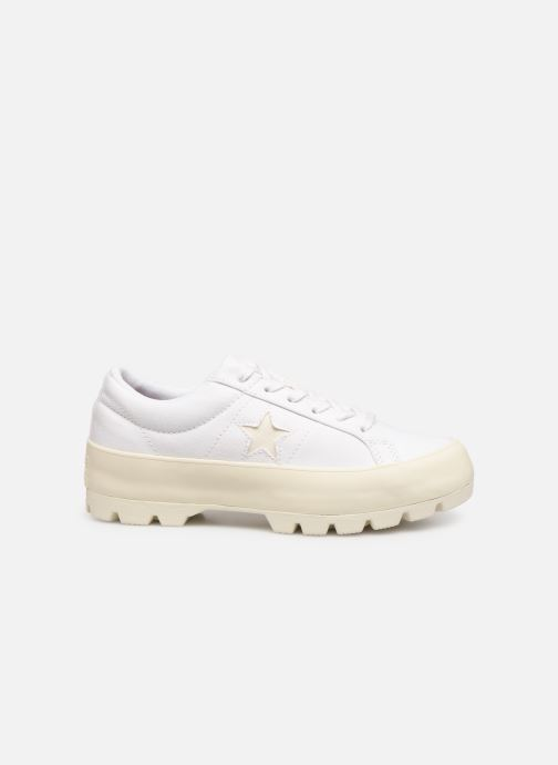 Trainers Converse One Star Lugged Court Stopper Ox White back view