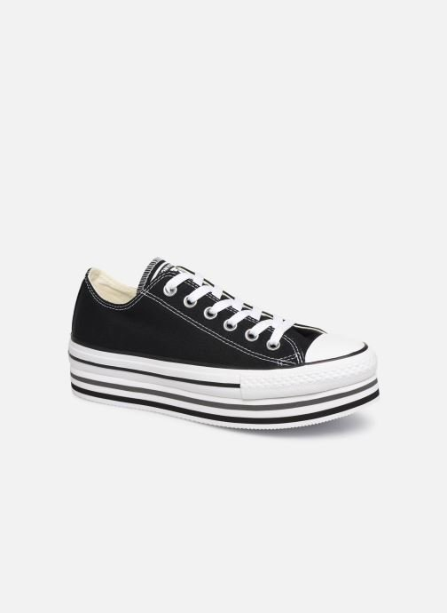 5e6fc84b48c9 Trainers Converse Chuck Taylor All Star Platform Layer EVA Layers Ox Black  detailed view  Pair