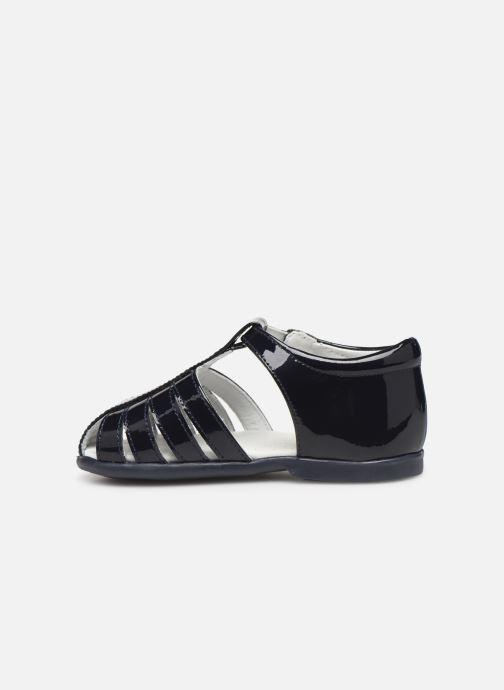 Sandales et nu-pieds Cendry Jeanne Bleu vue face