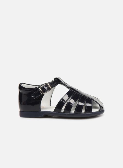Sandales et nu-pieds Cendry Jeanne Bleu vue derrière