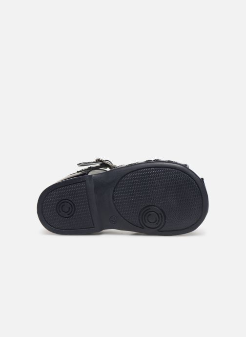 Sandali e scarpe aperte Cendry Jeanne Azzurro immagine dall'alto
