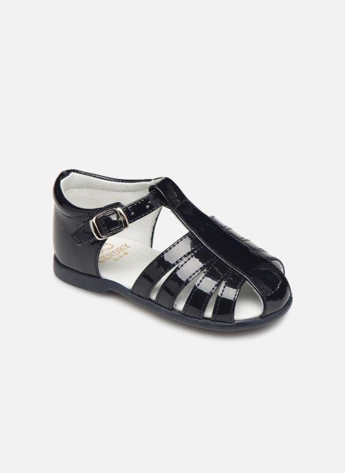 Sandales et nu-pieds Cendry Jeanne Bleu vue détail/paire