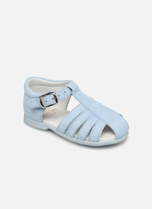 Sandals Cendry Jeanne Blue detailed view/ Pair view