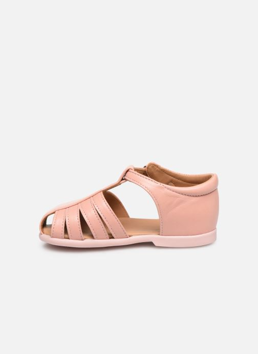 Sandali e scarpe aperte Cendry Jeanne Rosa immagine frontale