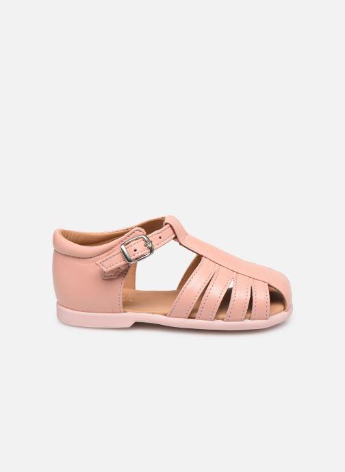 Sandali e scarpe aperte Cendry Jeanne Rosa immagine posteriore