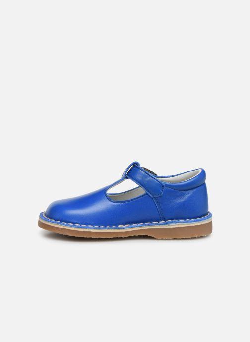 Sandali e scarpe aperte Cendry Louise Azzurro immagine frontale