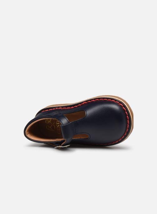Sandali e scarpe aperte Cendry Louise Azzurro immagine sinistra