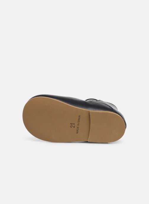 Sandales et nu-pieds Cendry Ines Bleu vue haut