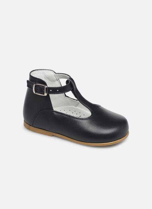 Sandales et nu-pieds Cendry Ines Bleu vue détail/paire