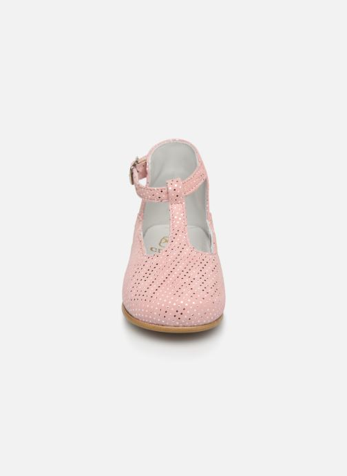 Sandali e scarpe aperte Cendry Ines Rosa modello indossato