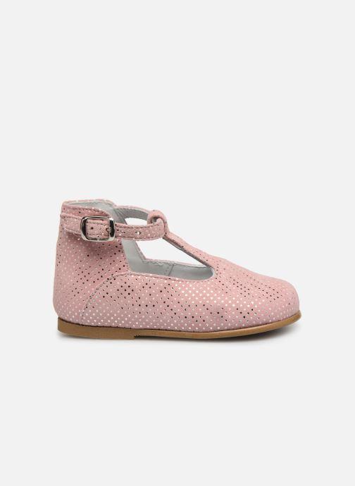 Sandales et nu-pieds Cendry Ines Rose vue derrière