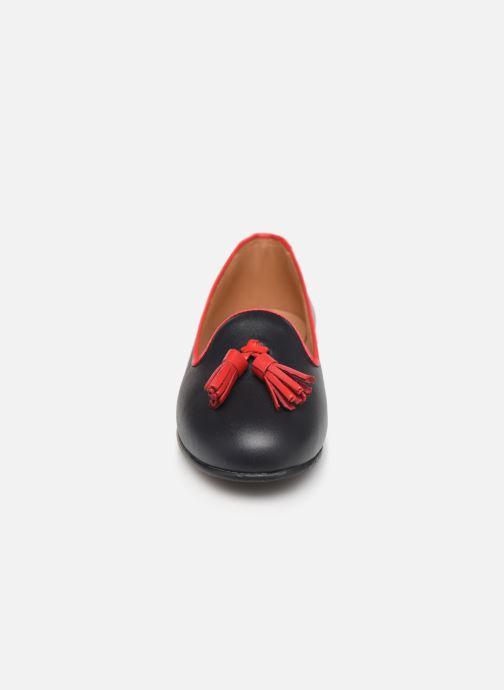 Ballerines Cendry Lucie Bleu vue portées chaussures