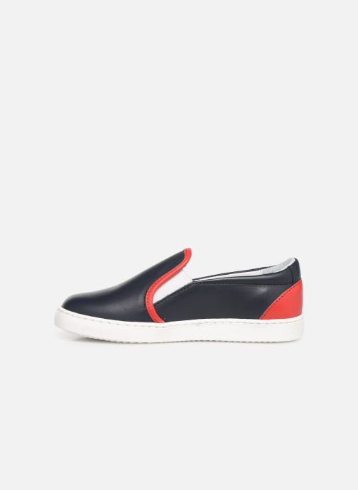 Sneakers Cendry Victor Azzurro immagine frontale
