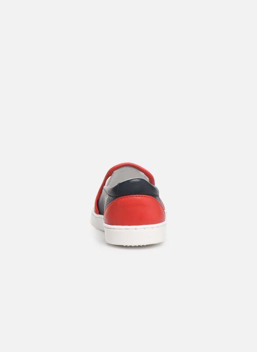 Sneakers Cendry Victor Azzurro immagine destra